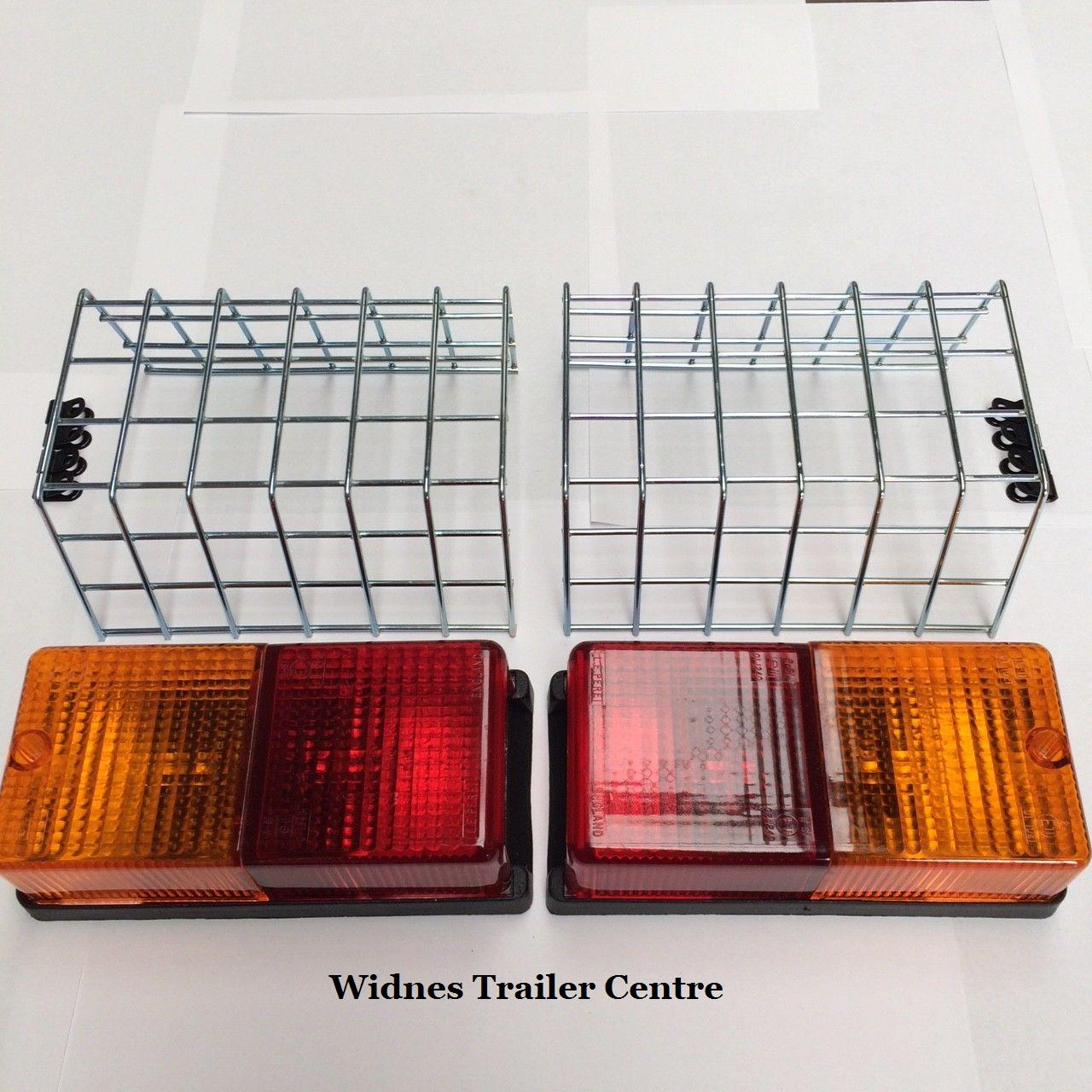 Maypole Rear Rectangular Combination Lamp